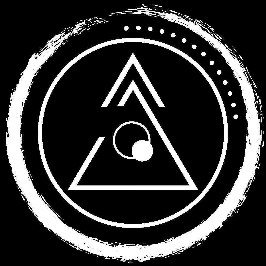 Shoshin Tribe logo white transparent big